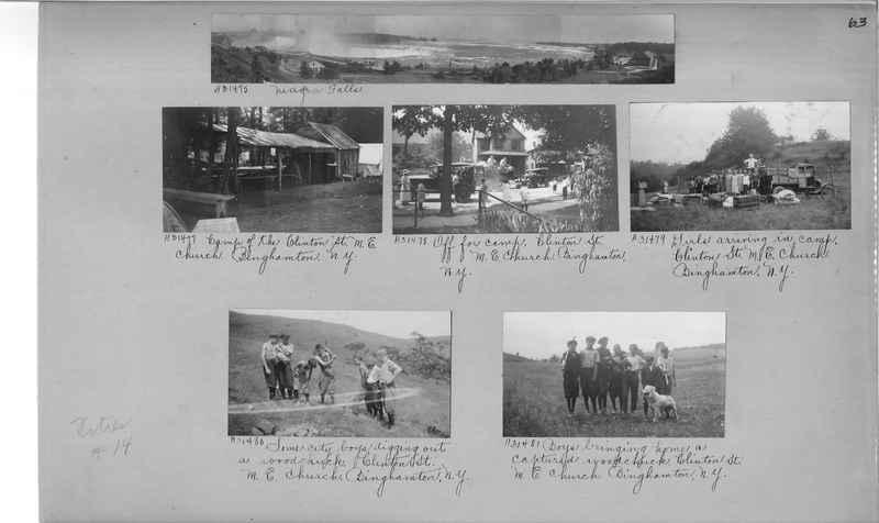 Mission Photograph Album - Cities #14 page 0063