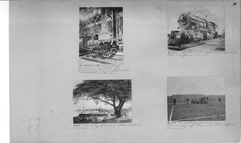 Mission Photograph Album - Cities #8 page 0029