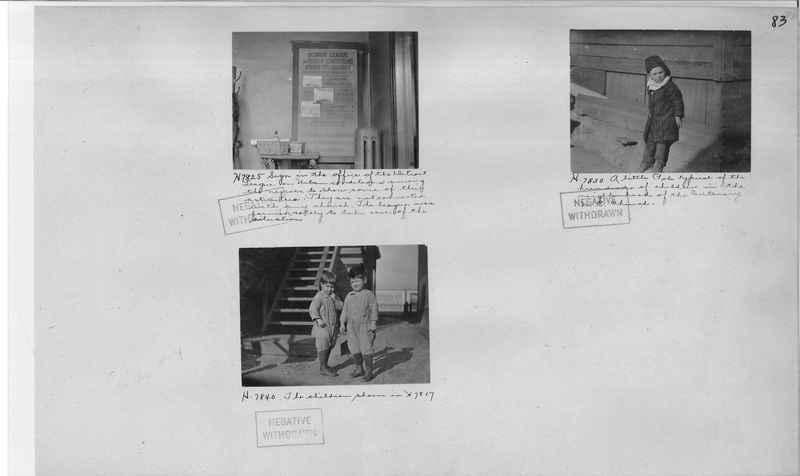 Mission Photograph Album - Cities #4 page 0083