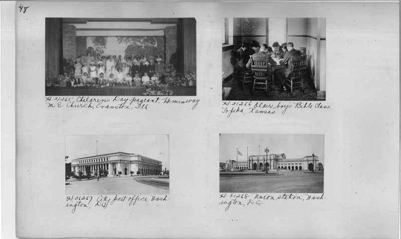 Mission Photograph Album - Cities #14 page 0048