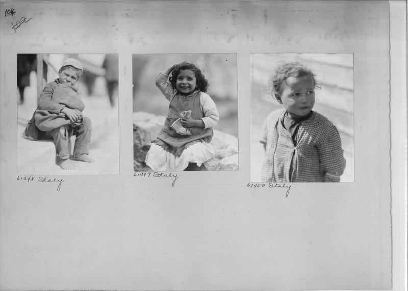Mission Photograph Album - Europe #04 Page 0104