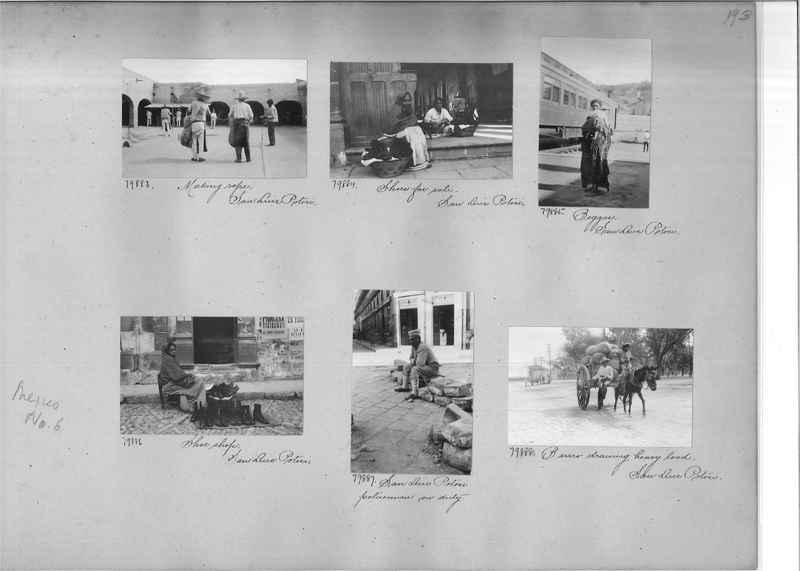 Mission Photograph Album - Mexico #06 page 0193