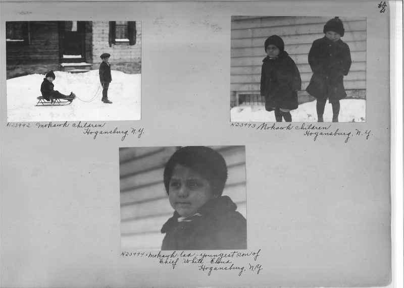 Mission Photograph Album - Indians #2 page_0061