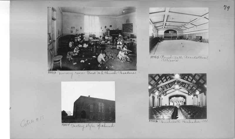 Mission Photograph Album - Cities #15 page 0079