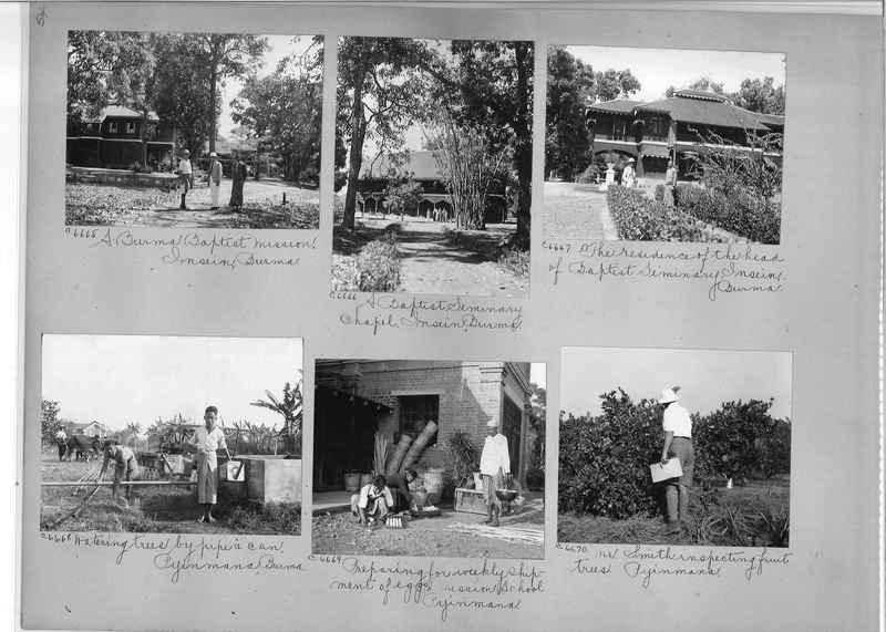 Mission Photograph Album - Burma #2 page 0054