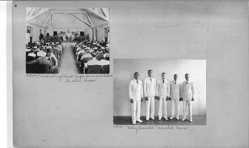 Mission Photograph Album - Negro #6 page 0006