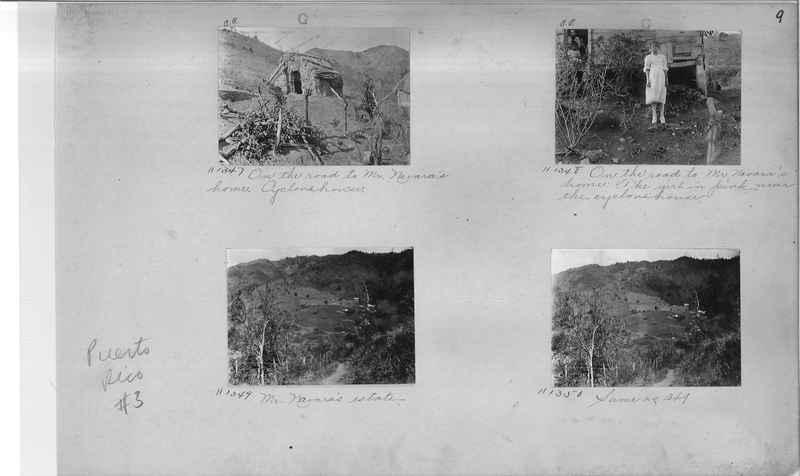 Mission Photograph Album - Puerto Rico #3 page 0009