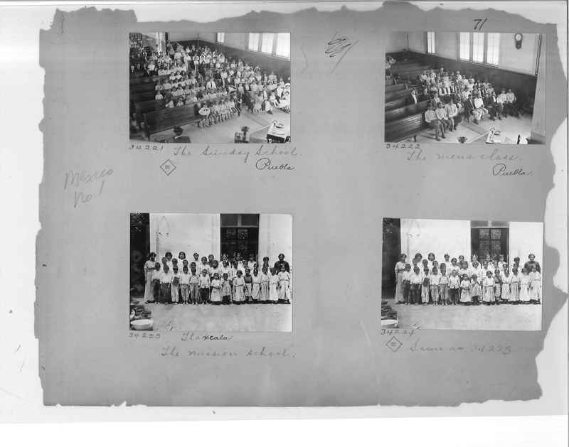 Mission Photograph Album - Mexico #01 Page_0071