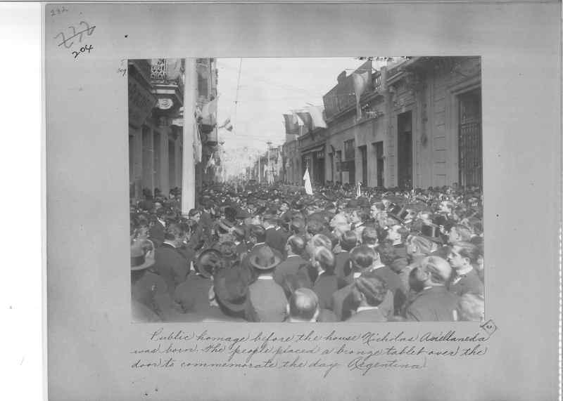 Mission Photograph Album - South America O.P. #2 page 0204