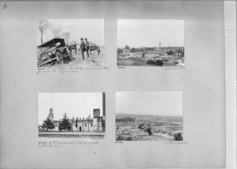 Mission Photograph Album - Mexico #04 page 0038