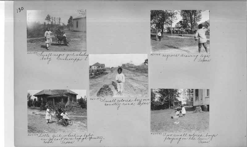 Mission Photograph Album - Negro #3 page 0130