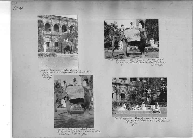 Mission Photograph Album - India #09 Page 0124