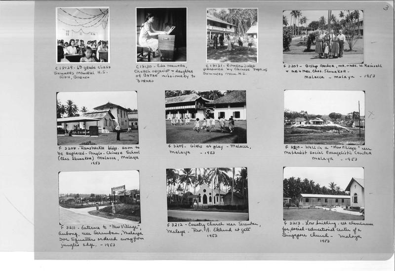 Mission Photograph Album - Malaysia #8 page 0003