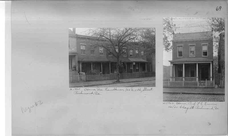 Mission Photograph Album - Negro #2 page 0069