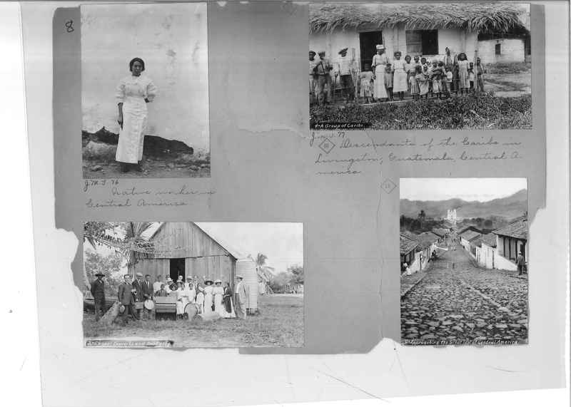 Mission Photograph Album - Mexico - O.P. #01 Page 0008