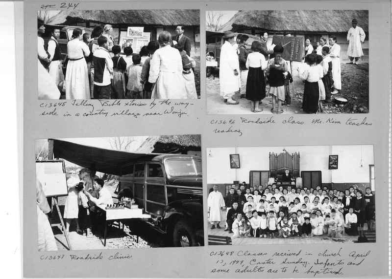 Mission Photograph Album - Korea #5 page 0244