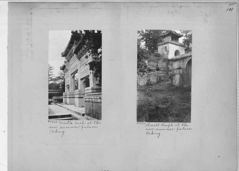 Mission Photograph Album - China #12 page 0101