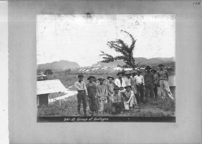 Mission Photograph Album - Panama OP #01 0125