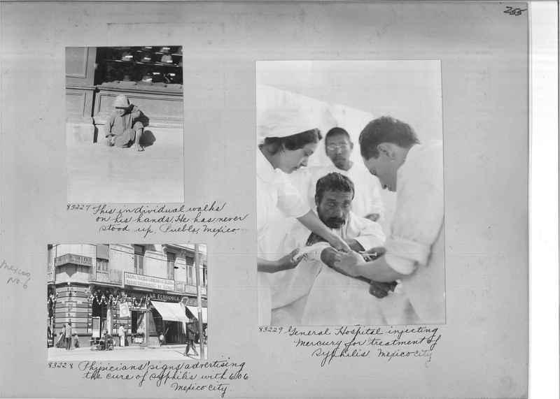 Mission Photograph Album - Mexico #06 page 0255