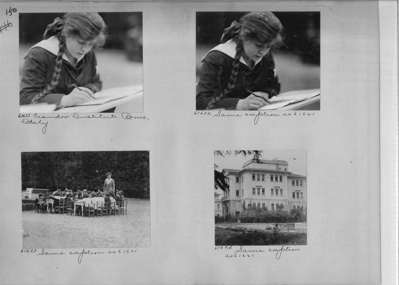 Mission Photograph Album - Europe #04 Page 0150