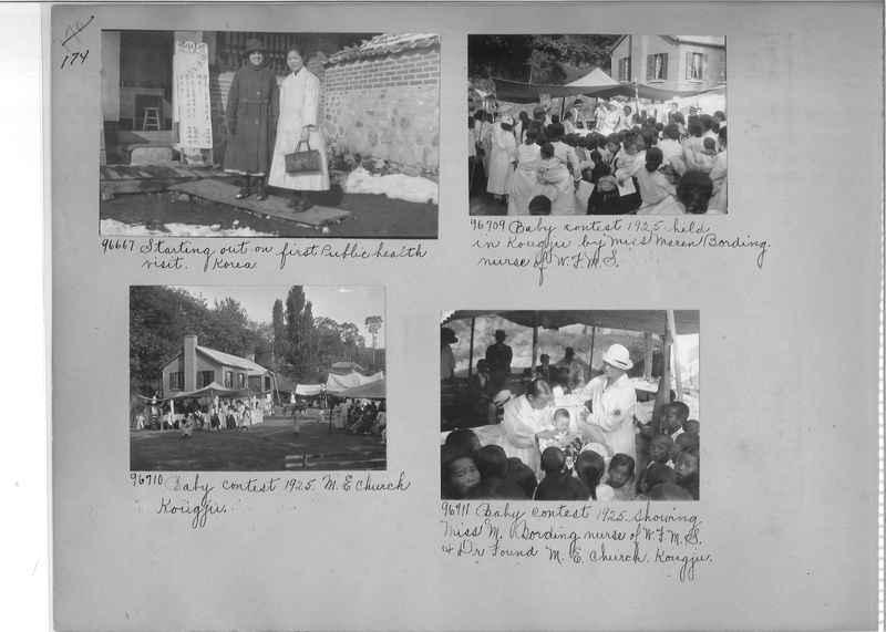 Mission Photograph Album - Korea #5 page 0174