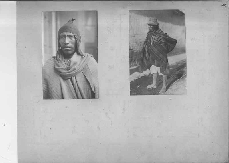 Mission Photograph Album - South America O.P. #3 page 0043