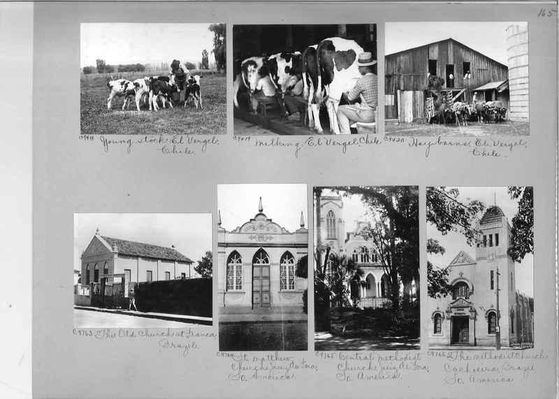 Misson Photograph Album - South America #8 page 0165