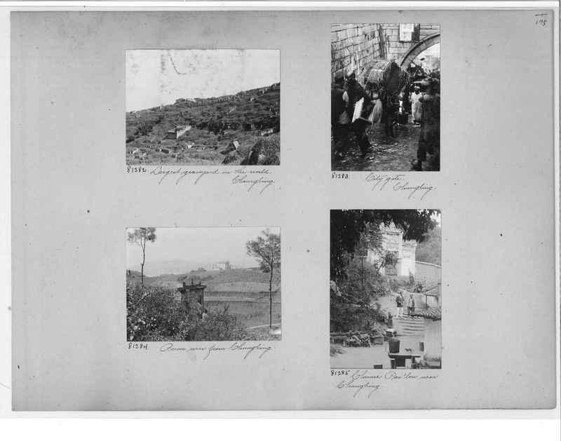 Mission Photograph Album - China #10 pg. 0175