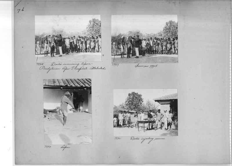 Mission Photograph Album - India #09 Page 0076