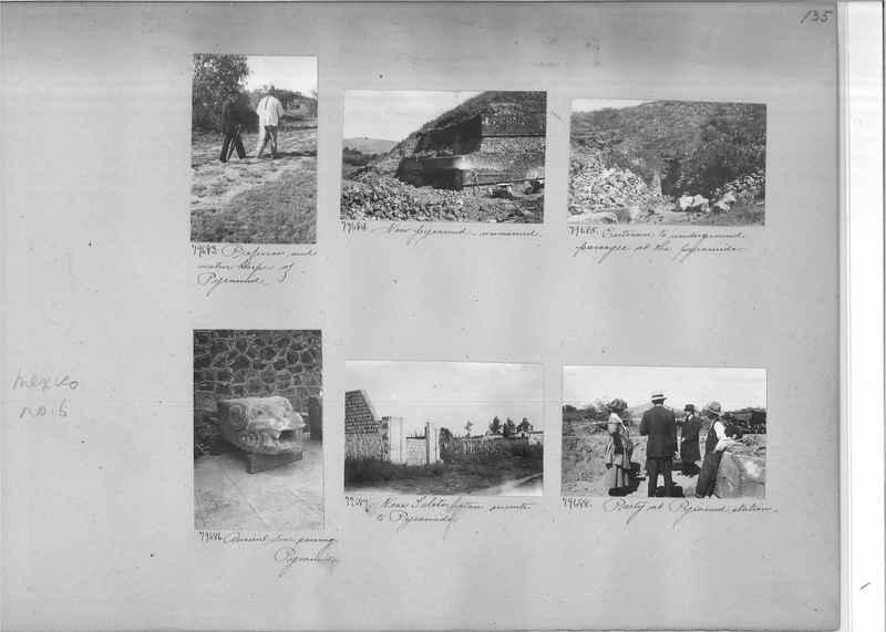 Mission Photograph Album - Mexico #06 page 0135