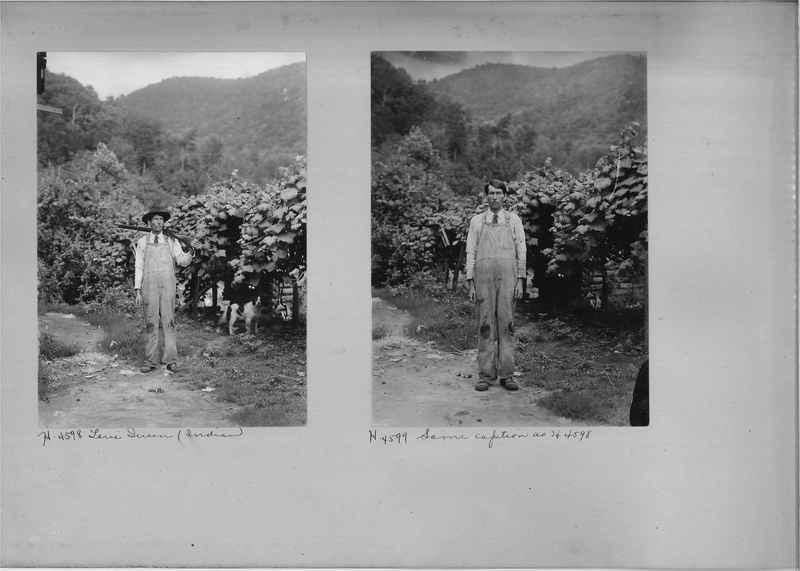 Mission Photograph Albums - Indians #1 page 0110
