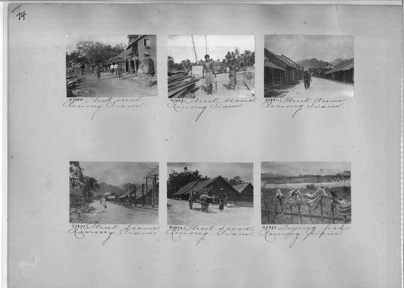 Mission Photograph Album - Burma #1 page 0074
