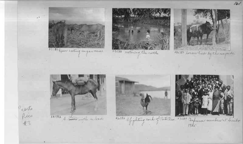 Mission Photograph Album - Puerto Rico #3 page 0161