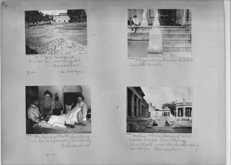 Mission Photograph Album - India #01 page 0048