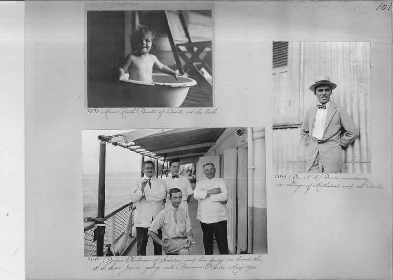 Mission Photograph Album - Panama #03 page 0101