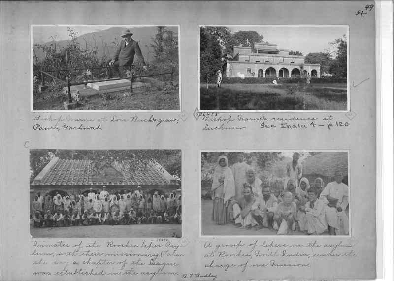 Mission Photograph Album - India - O.P. #01 Page 0049
