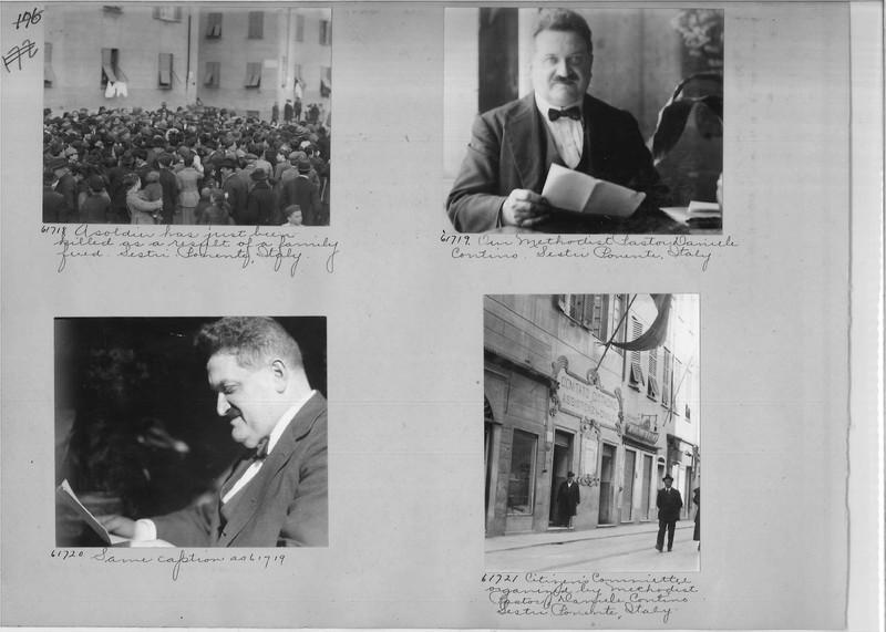 Mission Photograph Album - Europe #04 Page 0176