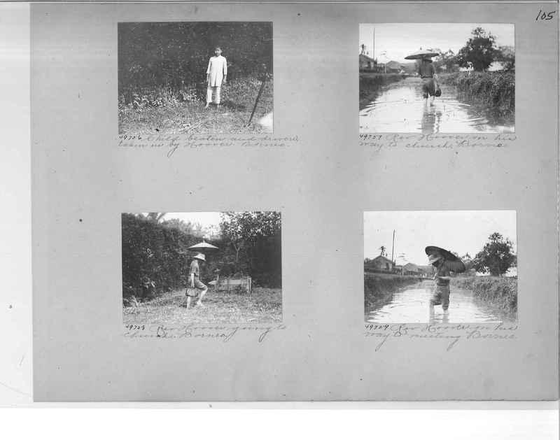 Mission Photograph Album - Malaysia #5 page 0105