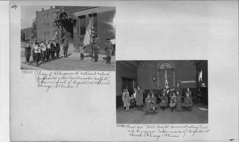 Mission Photograph Album - Cities #14 page 0104