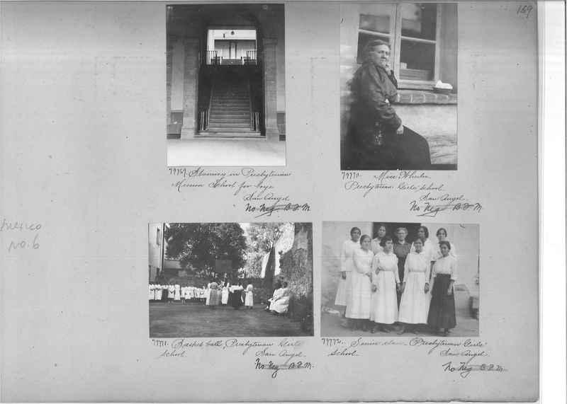 Mission Photograph Album - Mexico #06 page 0159