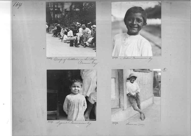 Mission Photograph Album - Panama #03 page 0164