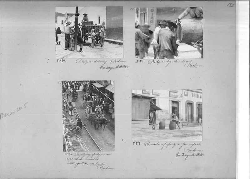 Mission Photograph Album - Mexico #05 page 0133