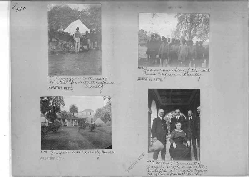 Mission Photograph Album - India #09 Page 0210