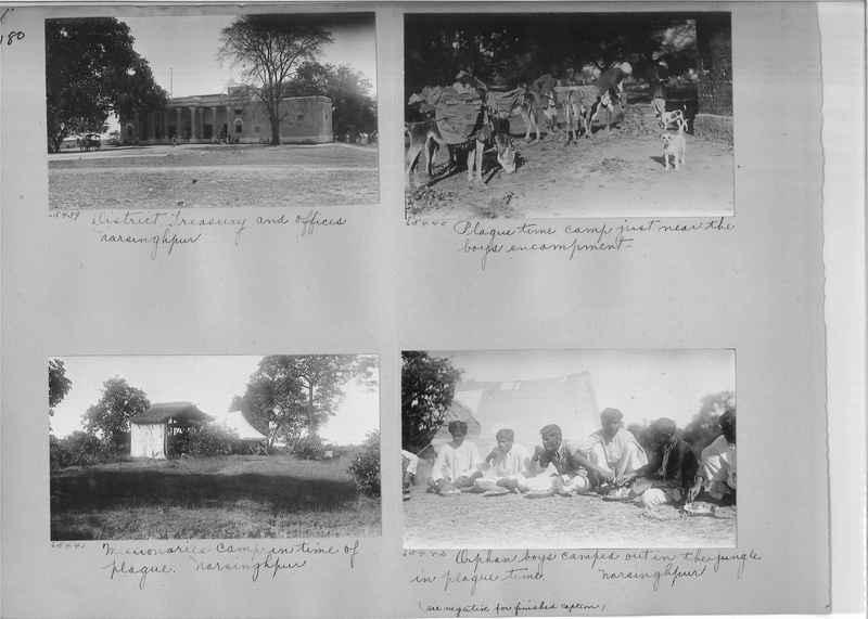 Mission Photograph Album - India #08 Page 0180