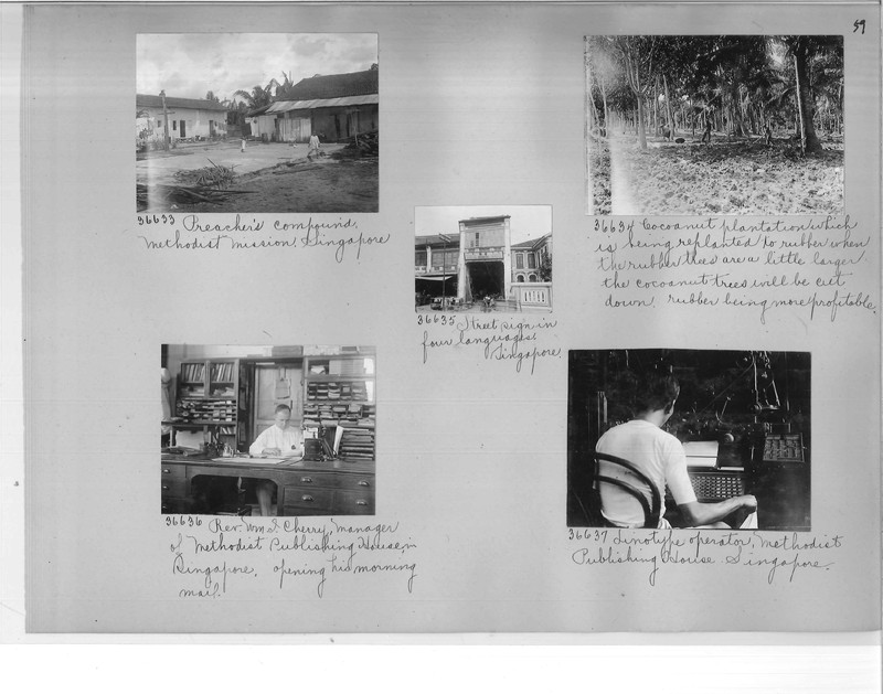 Mission Photograph Album - Malaysia #2 page 0059