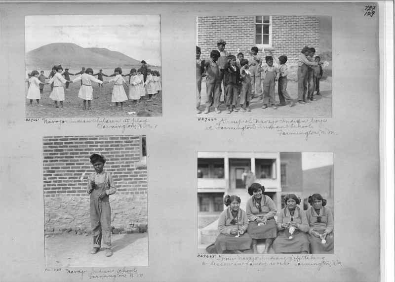 Mission Photograph Album - Indians #2 page_0129
