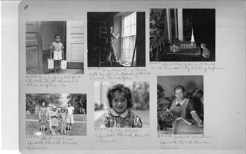 Mission Photograph Album - Cities #18 page 0058