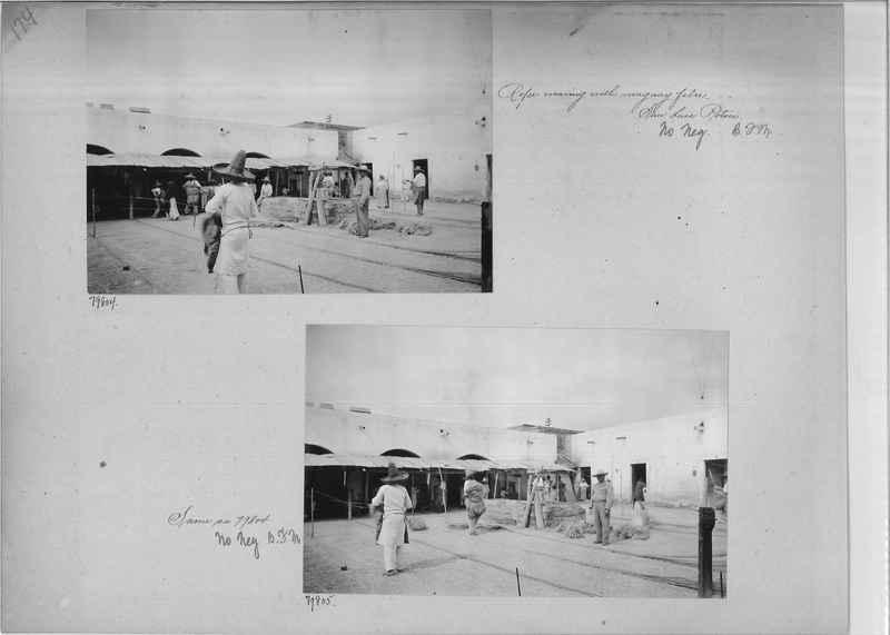 Mission Photograph Album - Mexico #06 page 0174