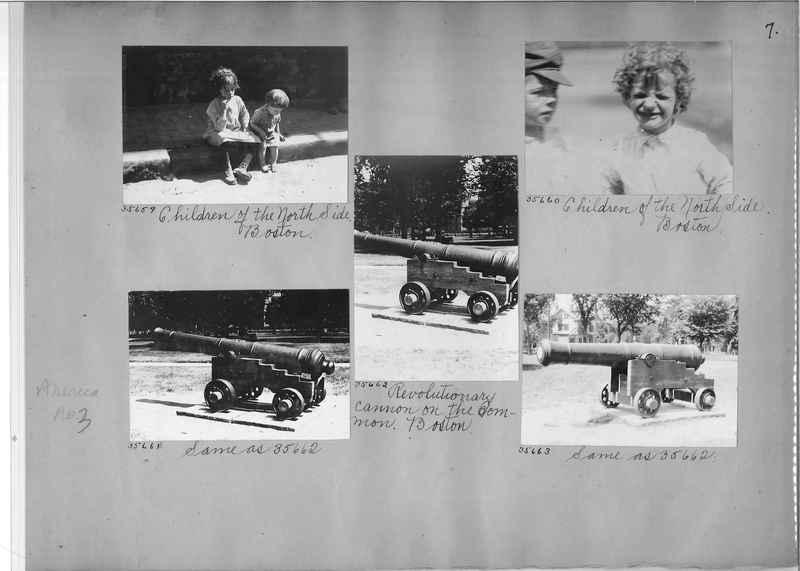 Mission Photograph Album - America #3 page 0007