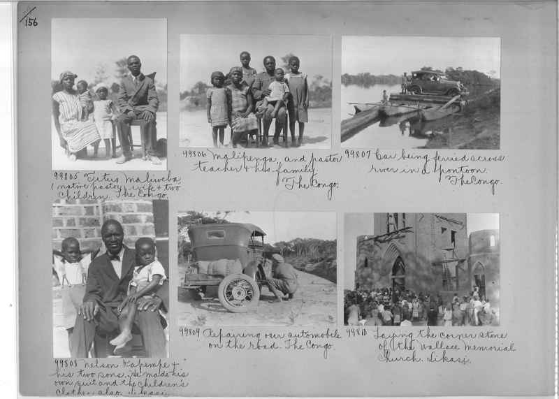 Mission Photograph Album - Africa #14 page 0156